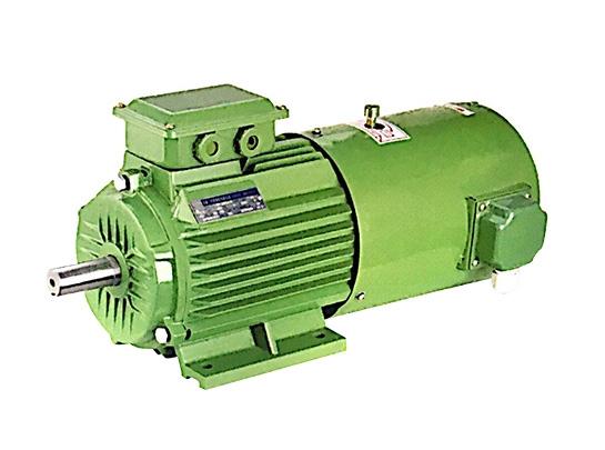 变频调速电磁制动电动机